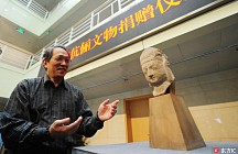 Stolen 1500-year-old statue returned to China