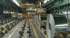 Iran ramps up steel production