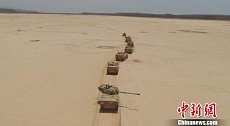 PLA base in Djibouti conducted antiterrorist exercises