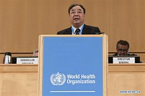 China is ready to work with other countries to improve health service