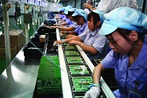 China's industrial output volume grew 6.8% in May